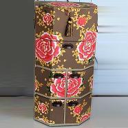 Cartonnage meuble 5 tiroirs
