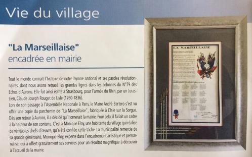Article Aurons Le Village 2019